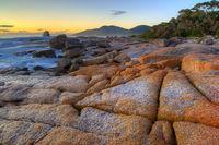 Bicheno, Tasmania, Sunrise