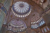Blue Mosque Interior IV