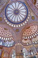 Blue Mosque Interior II