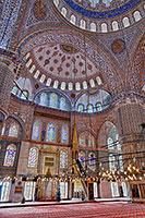 Blue Mosque Interior I