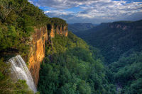 Morton National Park, Fitzroy Falls, Overlook