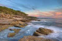 Jervis Bay, Sunrise