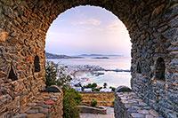 Mykonos Archway