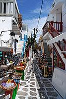 Mykonos Street III