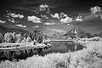 Oxbow Bend Infrared