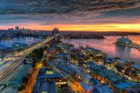 The Rocks, Sydney, Sunrise