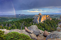 Vedauwoo, Rainbow, Medicine Bow National Forest