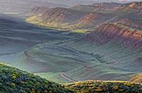 Red Canyon, Lander