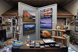 Gallery West & The Frame Plant, Laramie, WY