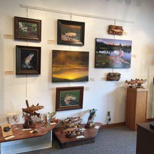 Laura M Gallery, Saratoga, WY