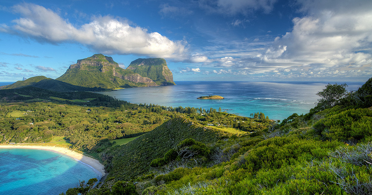 Malabar Hill Overlook, Lord Howe Island
