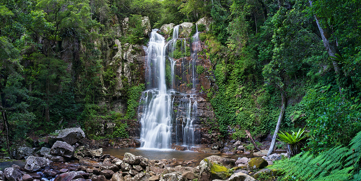Minnamurra Falls, Budderoo National Park, photo