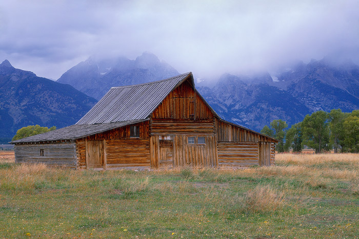 Moulton Barn, Mormom Row, Grand Teton National Park, Mountain, Barn, photo