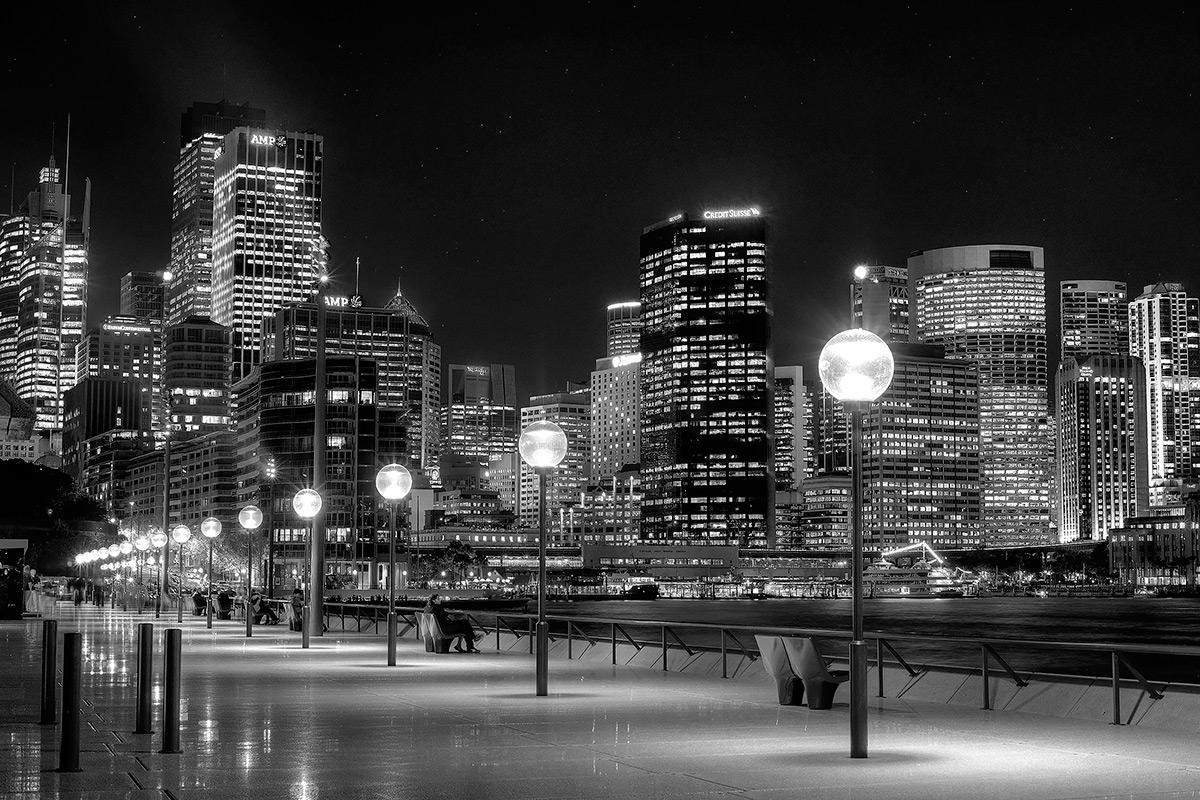 Sydney Opera House, Promenade, photo